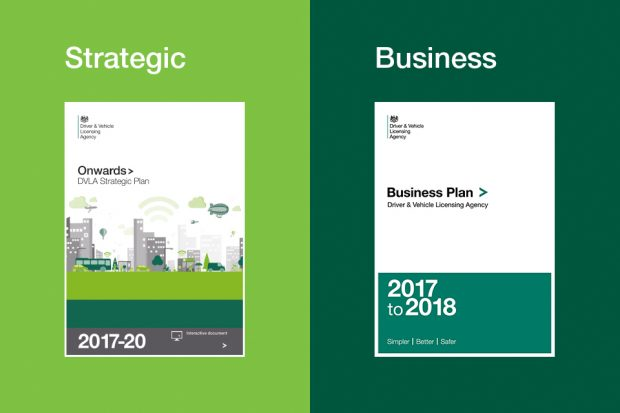 Our strategic plan and business plan