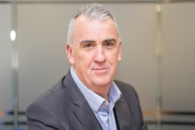 Andrew Falvey, DVLA's Commercial Director