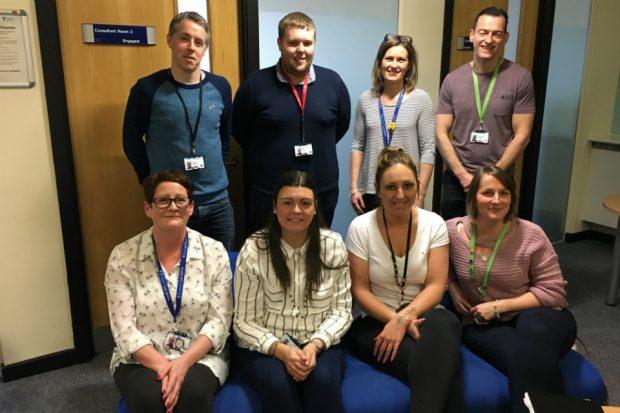Image of employability skills programme team